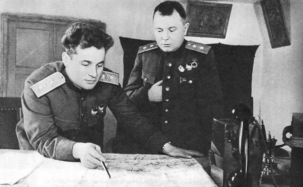 Генерал Черняховский. Биография